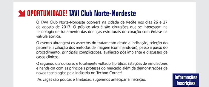 TAVI Club Norte-Nordeste