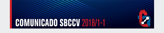 Comunicado SBCCV 2018/1-1